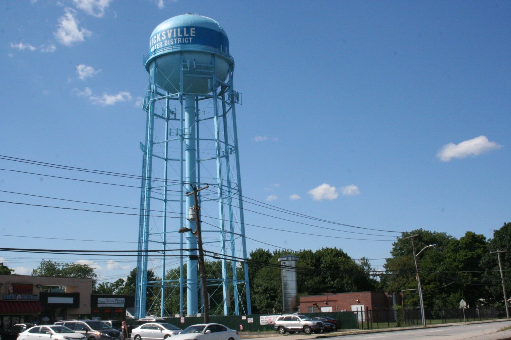 Hicksville Water District's Plant 4.